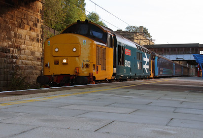 37 402 at Lancaster on 15th October 2016