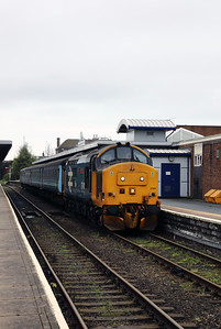 2) 37 401 at Barrow in Furness on 14th April 2017