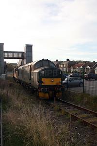 37 411 at Runcorn on 2nd November 2007 (2)