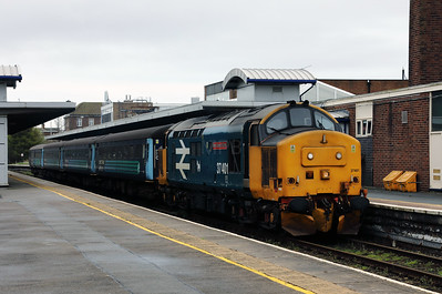1) 37 401 at Barrow in Furness on 14th April 2017