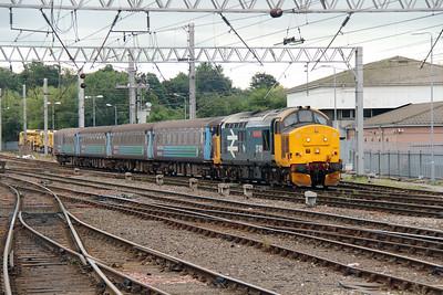 2) 37 401 at Carlisle on 5th September 2016