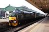 37 411 at Cardiff Central on 26th November 2005, 2R18 1059 Cardiff Central-Rhymney (3)