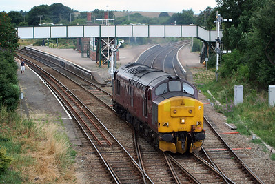 37 401 at Helsby on 29th July 2006 (2)
