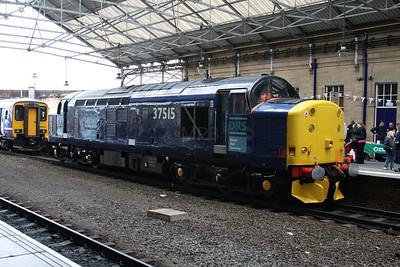 37 515 at Huddersfield  on 13th May 2007 (2)