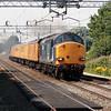 37 606 at Acton Bridge on 19th July 2006, 1Z92 0545 MAN-LIV (1)
