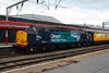 2) 37 609 at Crewe on 31st August 2016