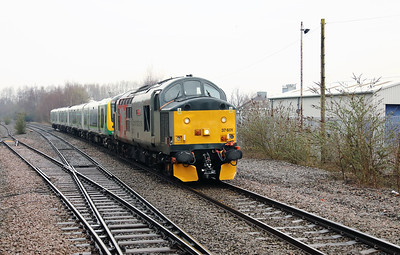 37601 at Coleshill Parkway on 7th April 2018