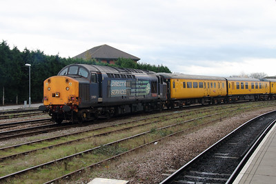 3) 37 601 at Derby on 11th November 2015