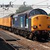 37 606 at Acton Bridge on 19th July 2006, 1Z92 0545 MAN-LIV (2)