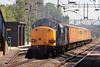 37 602 at Acton Bridge on 19th July 2006, 1Z92 0545 MAN-LIV