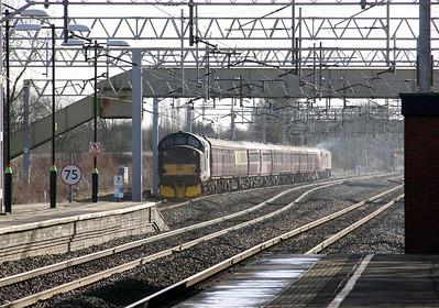 37 706 at Acton Bridge on 10th February 2010 (2)