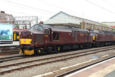 37 706 at Crewe on 25th September 2019 (8)
