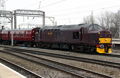 37 706 at Crewe on 23rd February 2010 (6)