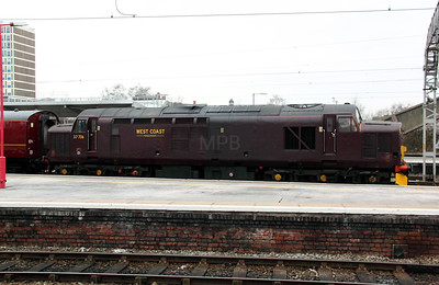 37 706 at Crewe on 23rd February 2010 (14)