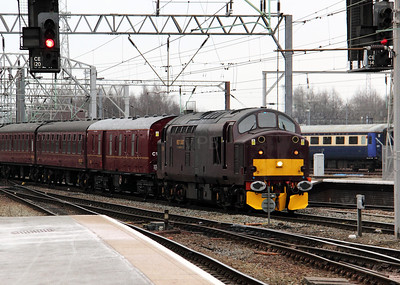 37 706 at Crewe on 23rd February 2010 (3)