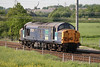 37 029 at Winwick Junction on 24th May 2006