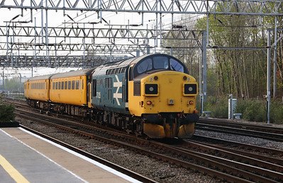 37025 at Crewe on 17th April 2019