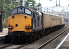 37 069 at Acton Bridge on 29th August 2007