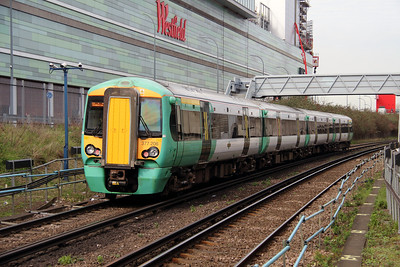 2) 377 206 at Shepherd's Bush on 5th March 2014
