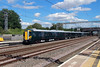 387 136 at Tamworth Low Level on 26th August 2016