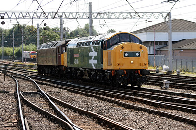 40 145 at Carlisle on 22nd August 2007