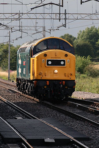 2) 40 145 at Acton Bridge on 29th July 2015