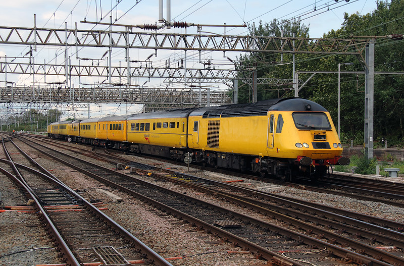 43 013 at Crewe on 20th August 2014 (4)