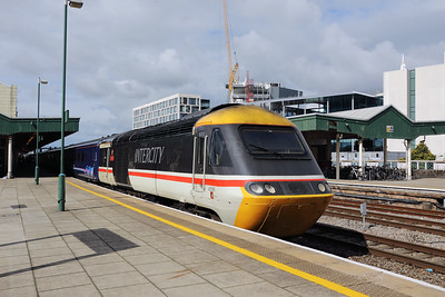 1) 43 185 at Cardiff Central on 15th September 2017