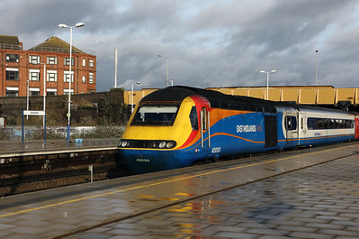43 060 at Leicester on 23rd January 2018