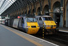 43 208 at London Kings Cross on 3rd March 2015 (2)