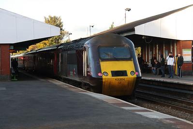 43304 at Stourbridge Junction on 2nd November 2016
