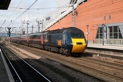 43 008 at Doncaster on 6th April 2007