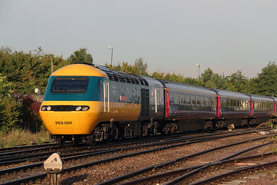 1) 43 002 at Gloucester on 4th October 2016