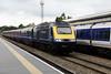43 012 at Princes Risborough on 16th September 2017 working 1Z52 1043 Swansea to London Paddington
