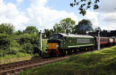 2) D8 at Weybourne on 9th June 2017