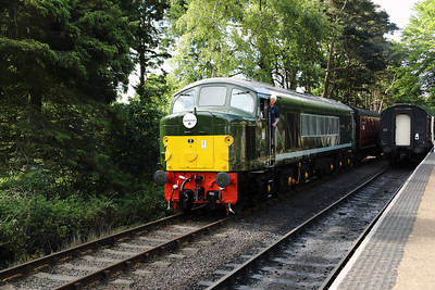 D8 at Holt on 9th June 2017