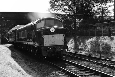 1) D8 at Weybourne on 9th June 2017