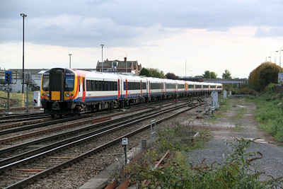 444 019 at Eastleigh on 30th September 2009
