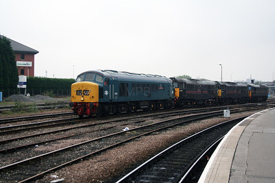 45 112 at Derby on 17th October 2005 (2)