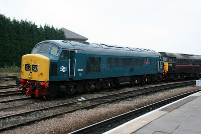5) 45 112 at Derby on 17th October 2005