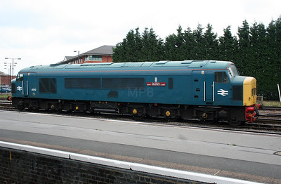 45 112 at Derby on 4th August 2006 (3)
