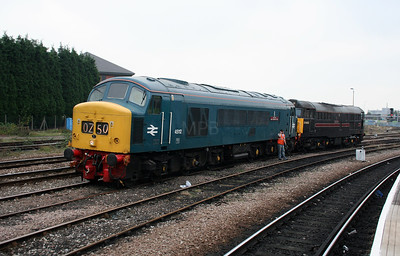 4) 45 112 at Derby on 17th October 2005