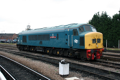 1) 45 112 at Derby on 4th August 2008
