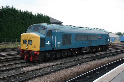 45 112 at Derby on 4th August 2006 (1)