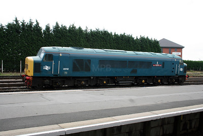 2) 45 112 at Derby on 4th August 2008