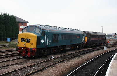 45 112 at Derby on 17th October 2005 (1)