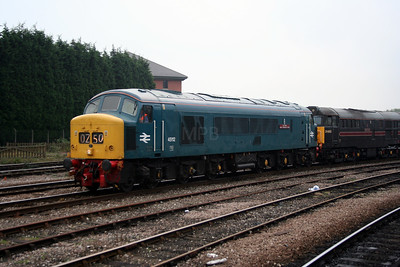 2) 45 112 at Derby on 17th October 2005