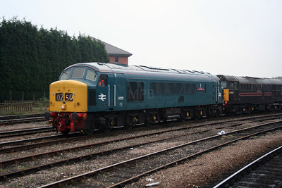 45 112 at Derby on 17th October 2005 (3)