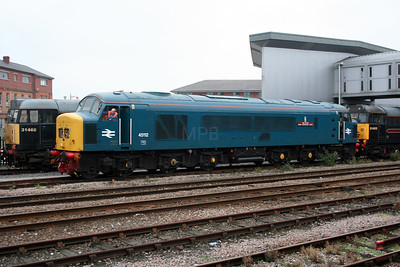 3) 45 112 at Derby on 17th October 2005