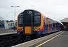 450 011 at Basingstoke on 12th January 2007